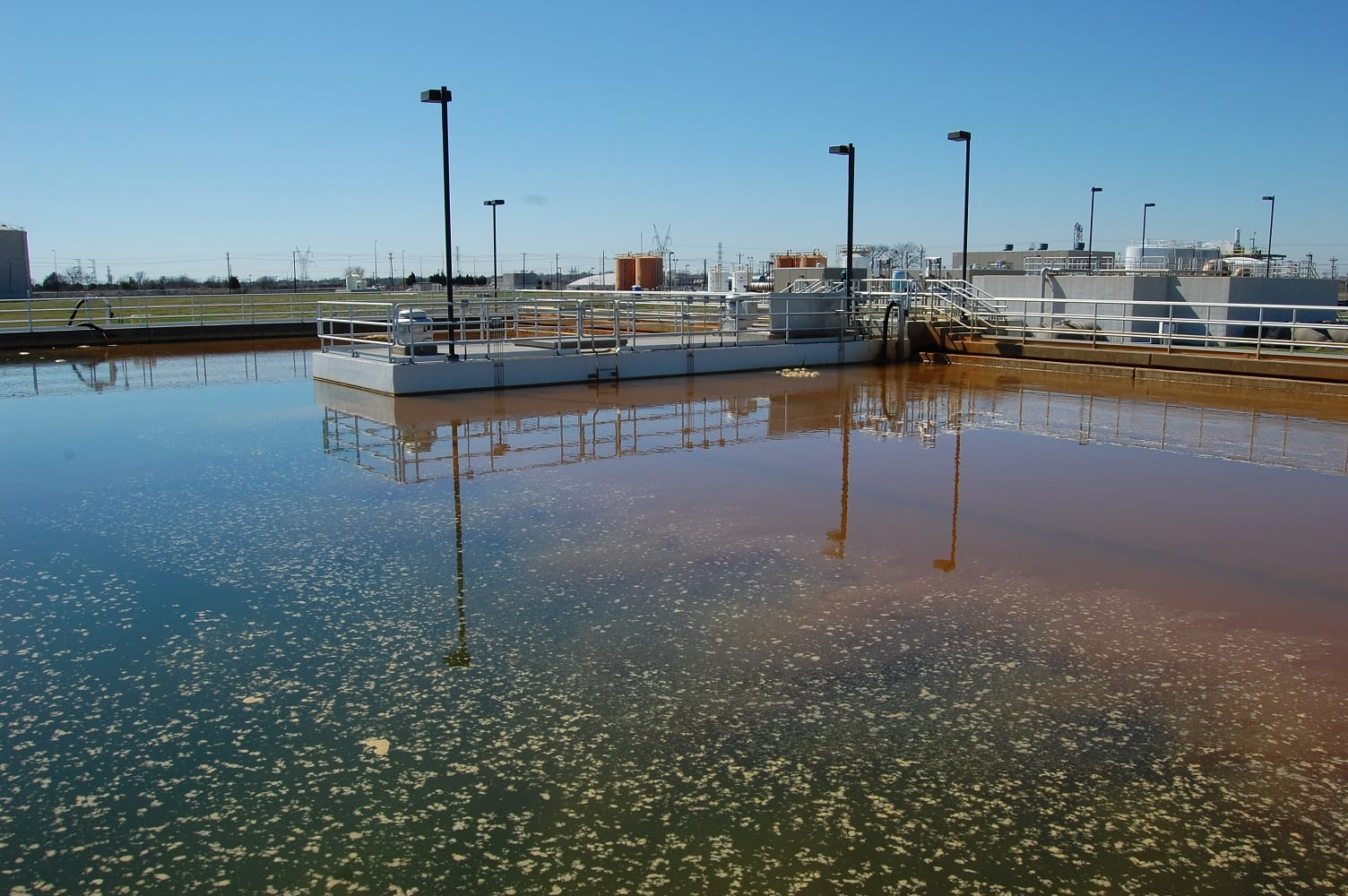 Sedimentation North Texas Municipal Water District