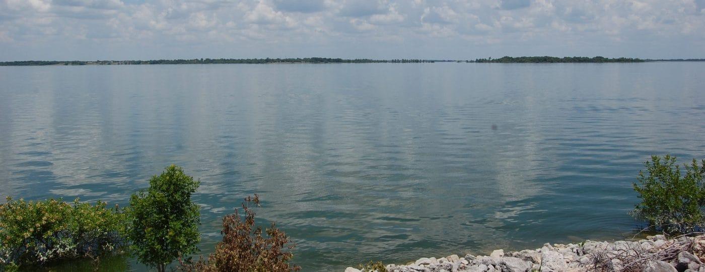 Lavon Lake
