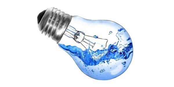 water energy light bulb 1