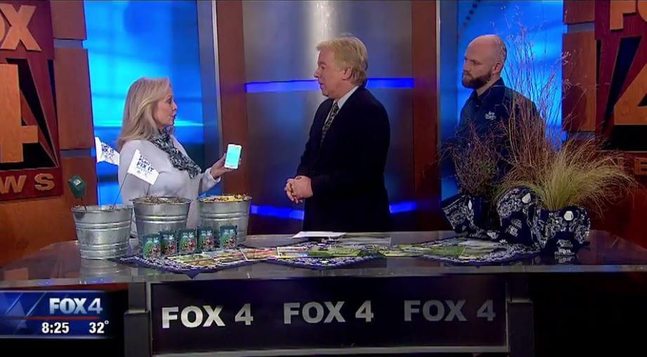 NTMWD WaterMyYard Water University FOX4 News