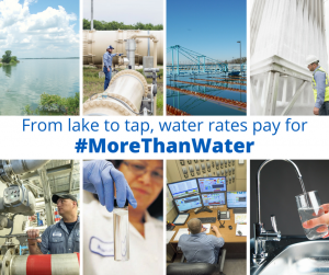 Water rates pay for #MoreThanWater | NTMWD