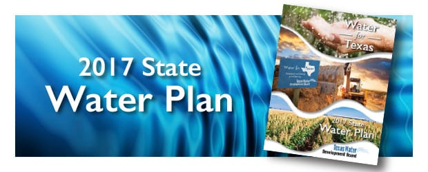 2017 Texas State Water Plan | NTMWD