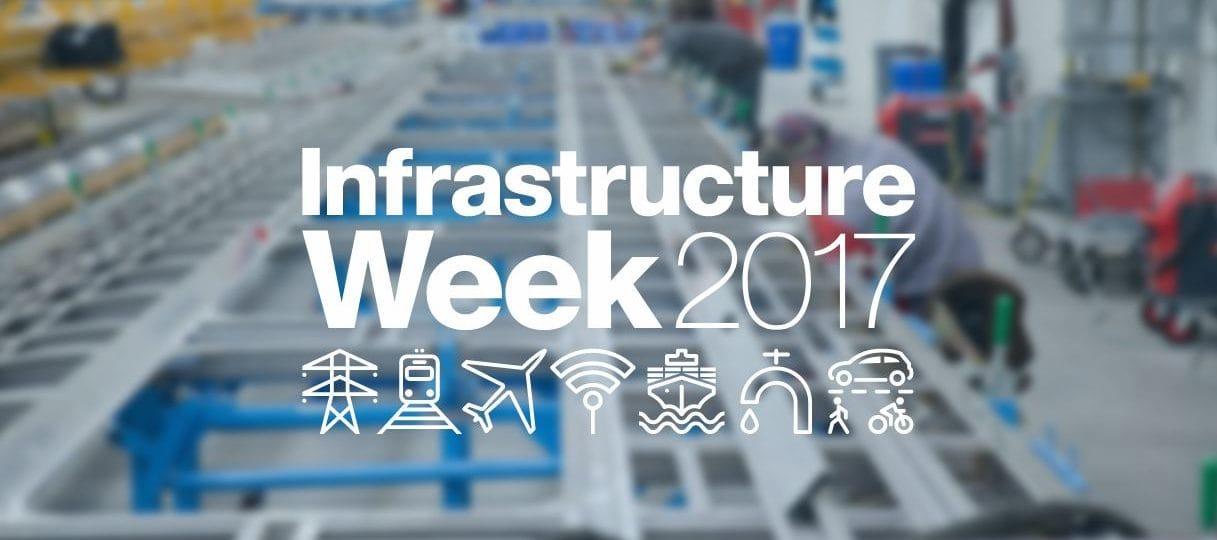 Infrastructure Week 2017   #TimeToBuild   NTMWD
