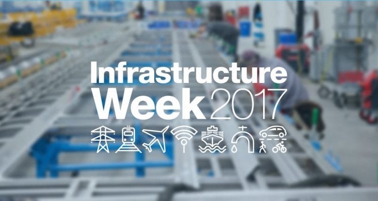 Infrastructure Week 2017 | #TimeToBuild | NTMWD