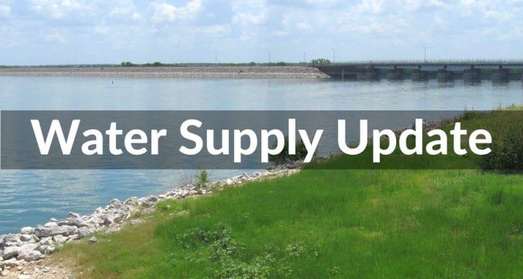 water supply update