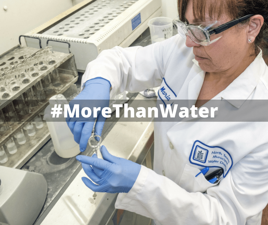 Water rates pay for #MoreThanWater