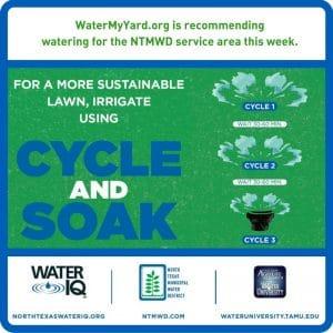 WaterMyYard | Cycle and Soak
