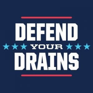 Defend Your Drains North Texas