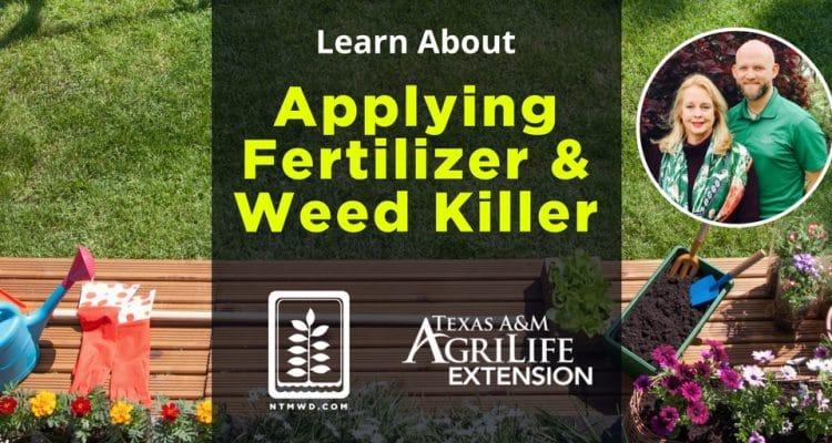 WFAA | Applying Pre-Emergents for Healthy Lawns | NTMWD