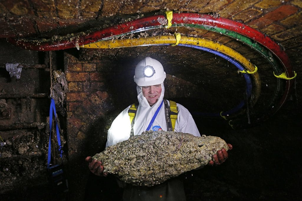 Defend Your Drains North Texas | London Fatberg