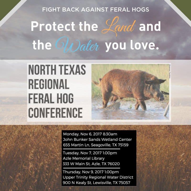 Feral Hog Conference