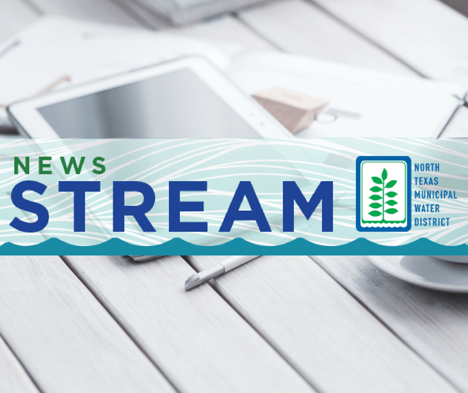 News Stream Newsletter | NTMWD
