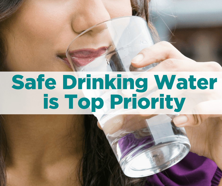 Safe Drinking Water is Top Priority at NTMWD