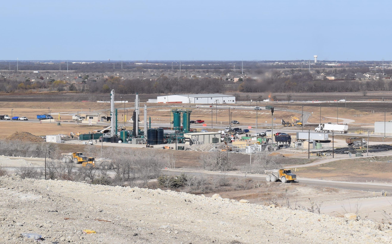 NTMWD renewable natural gas plant