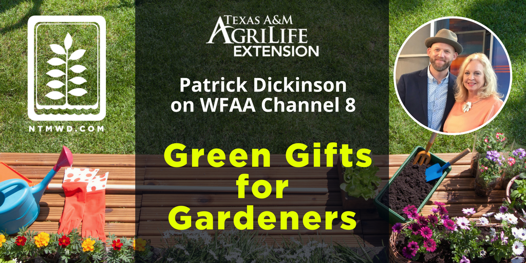 WFAA Green Gifts for Gardeners