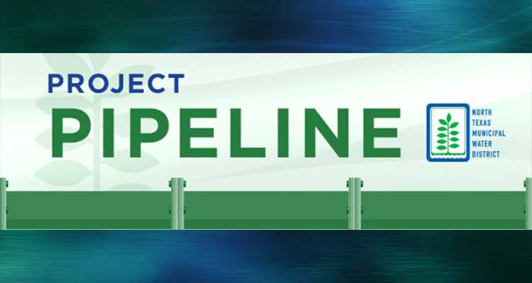 Project Pipeline - January 2019 - North Texas Municipal
