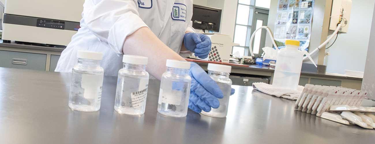 Water Test Equipment Laboratory